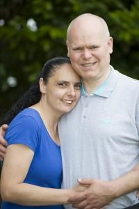 Caroline & Andy Naughten