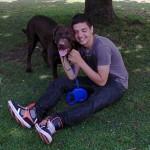 Kuga the dog